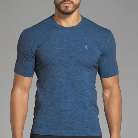 CAMISETA-LUPO-AM-RUN-MESCLA-P-0770-AZUL