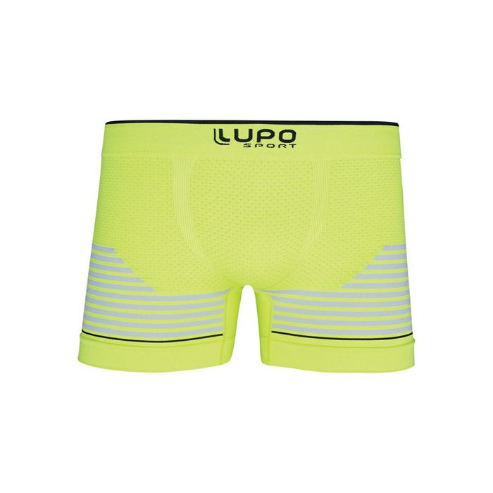 f3dad4f6251afb Cueca Lupo Boxer Sport - Microfibra Sem Costura (Adulto) - Lupo