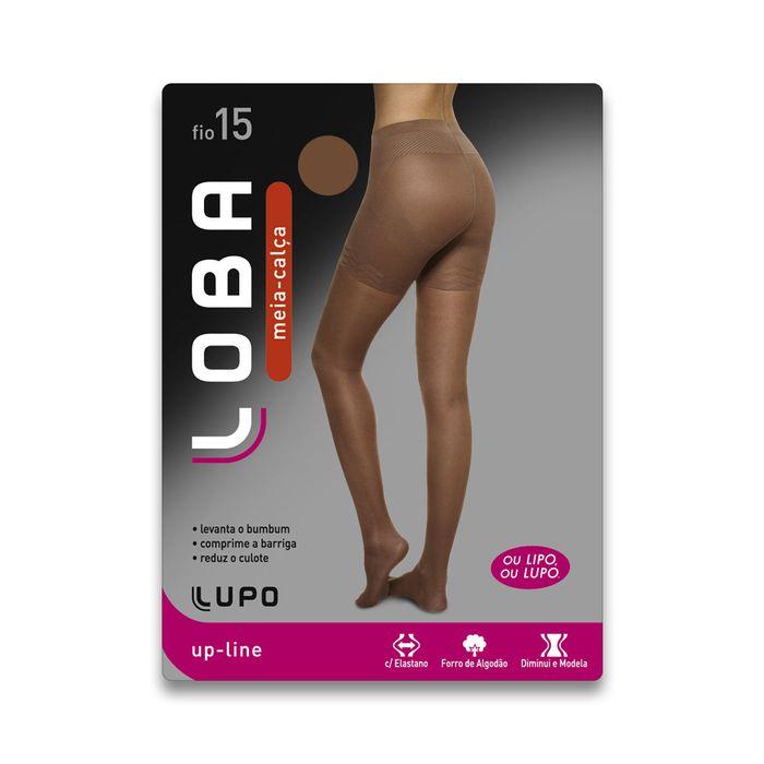 54f873378 Meia Calça Loba Up Line Fio 15 (Adulto) - Lupo