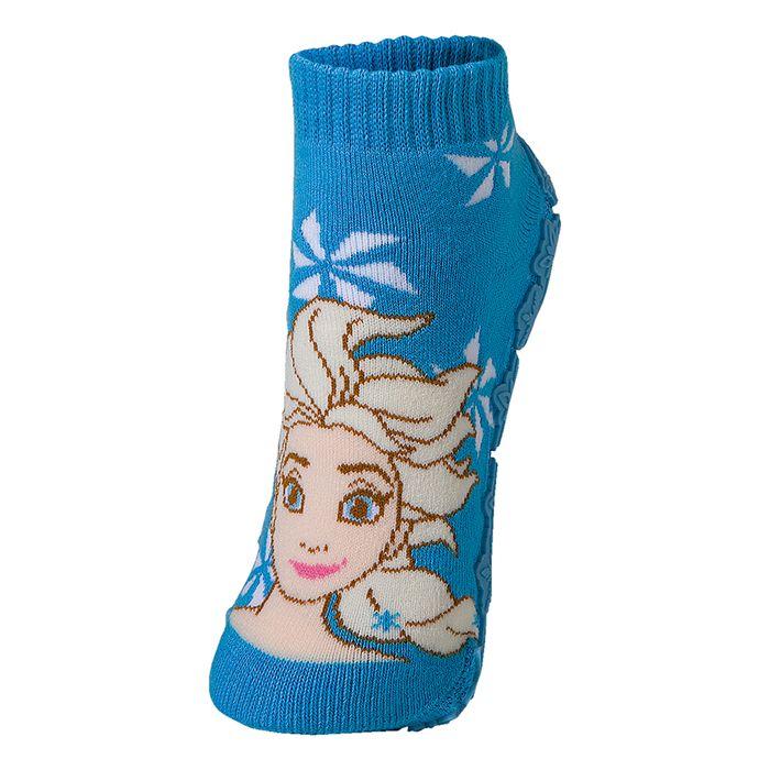 864684ec6cd984 Meia Disney Kids Frozen Com Solado (Infantil) - Lupo