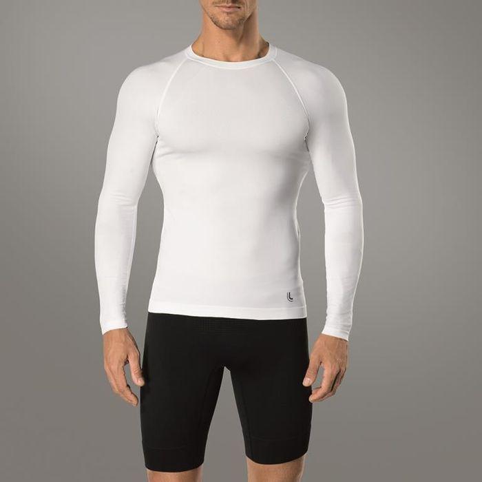 Camiseta Lupo Masculina Térmica Run Manga Longa (Adulto) - Lupo 2716ead8a231e