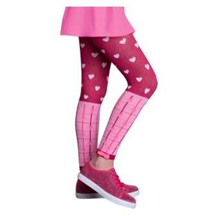 01c9b7712 Meia - Calça Lobinha Legging (Infantil) - Lupo