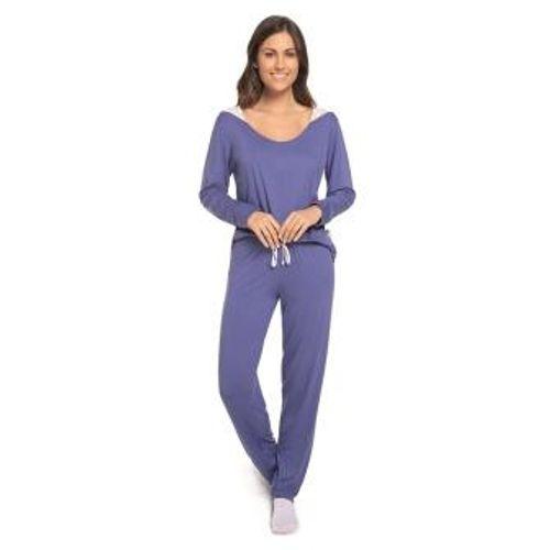 47ec72f29 Pijama Lupo Longo Renda (Adulto)