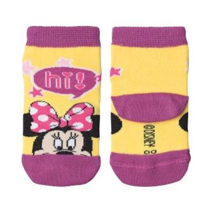 36dd51a0e Meia Disney Minnie (Baby) - Lupo