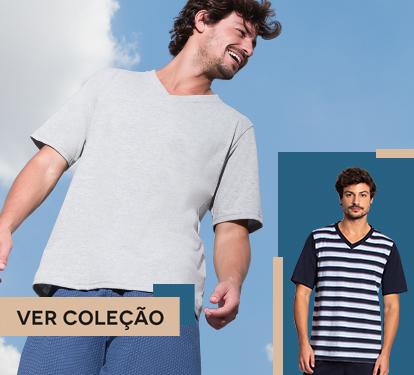 Pijamas Masculino 2021